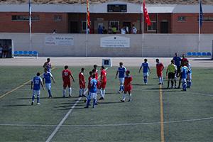 Delegado de campo de un club de fútbol base o amateur