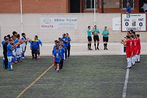 Delegado de equipo en un club de fútbol base