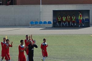 Los valores de un equipo de fútbol - Parte 3
