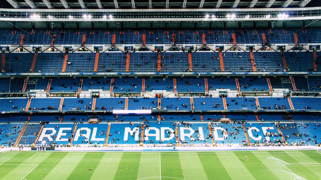 campo de futbol del real madrid