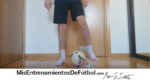 ejercicio tecnica entrenamiento casa