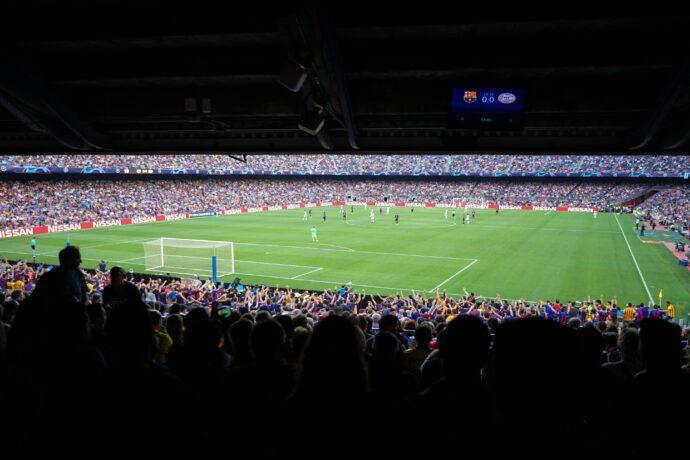 Campo de fútbol LaLiga Santander